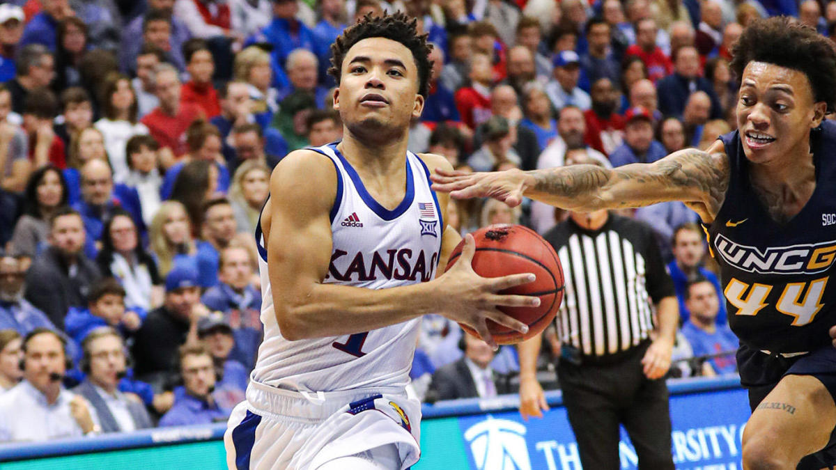 NCAA Basketball: NC-Greensboro at Kansas